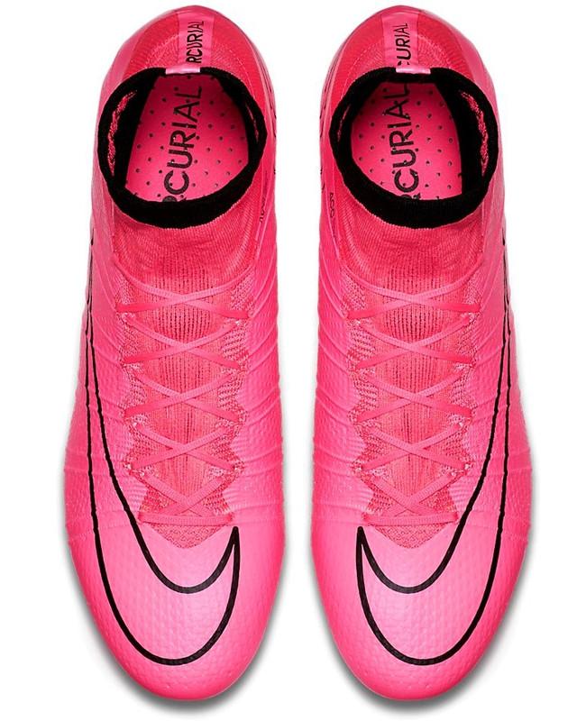 Nike Mercurial SuperFly FG 641858-660 Оригинал