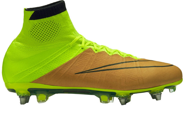 БУТСЫ NIKE MERCURIAL SUPERFLY LTHR SG 747220-707
